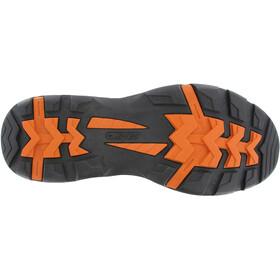 Hi-Tec Bandera II WP Zapatillas Hombre, charcoal/graphite/burn orange